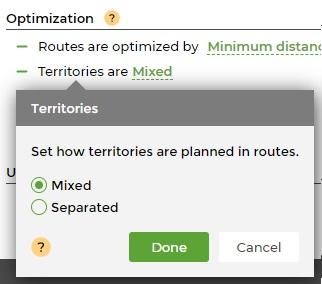 Allow Mix Territories