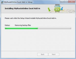 Installing Excel Add-in