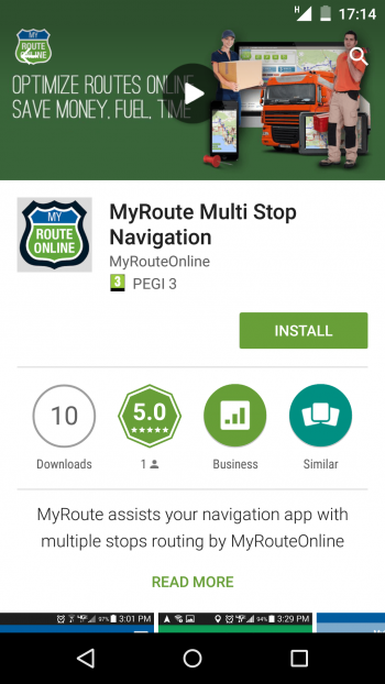 How to Install MyRoute app on Android | MyRouteOnline