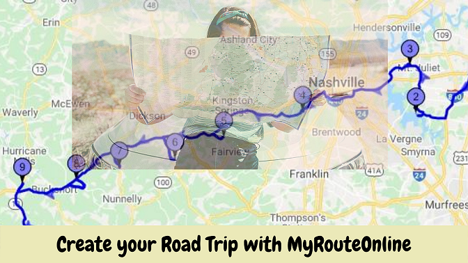 Create your Road Trip