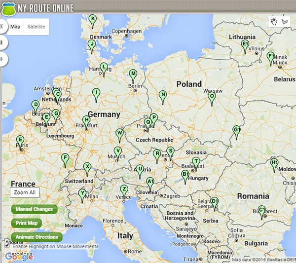 International route planner optimization maps myrouteonline international route planner problem gumiabroncs Gallery