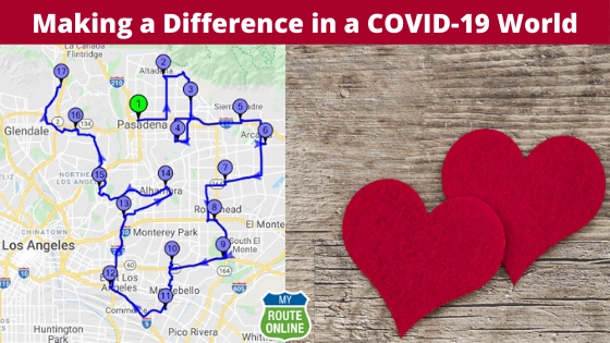 Making a Difference in a Covid-19 World